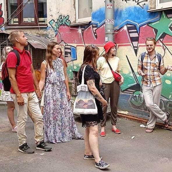 Экскурсия в необычном месте Санкт-Петербурга