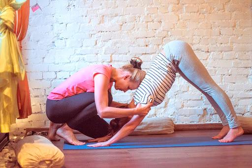 Йога для спортсменов Киев