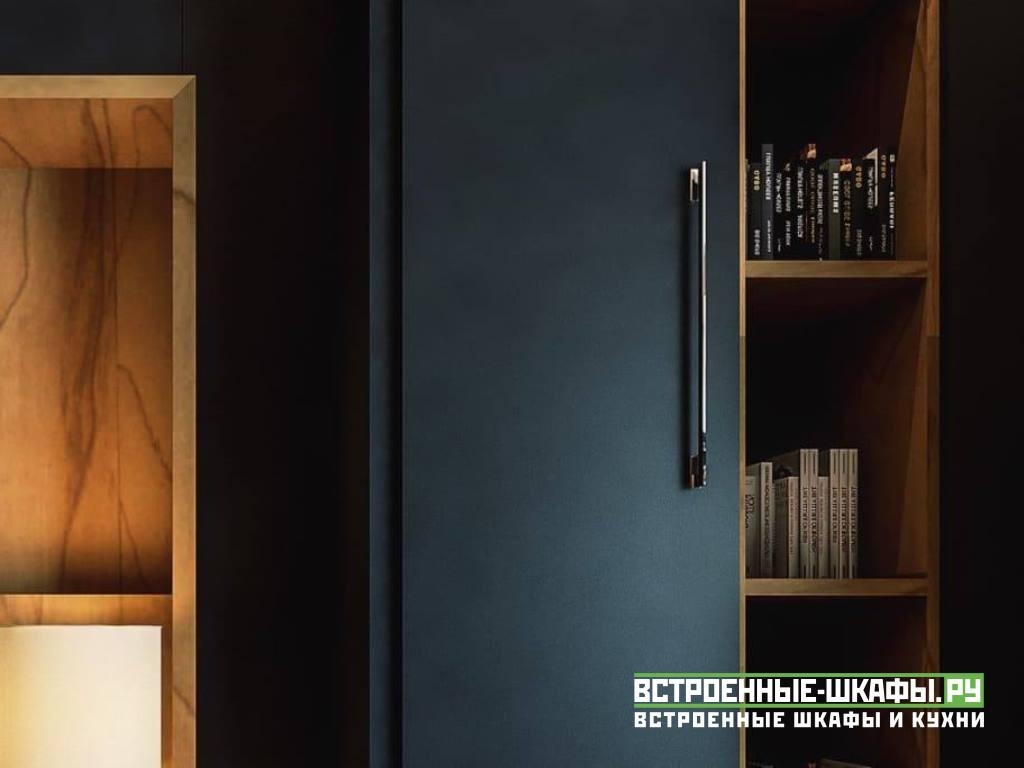 Дизайн шкафа в спальной комнате вокруг кровати