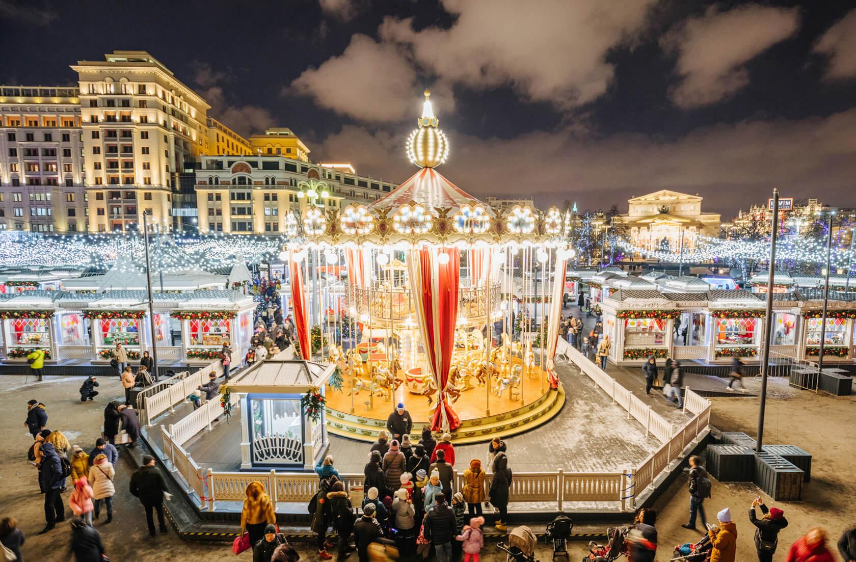 Москва улица рождественская фото