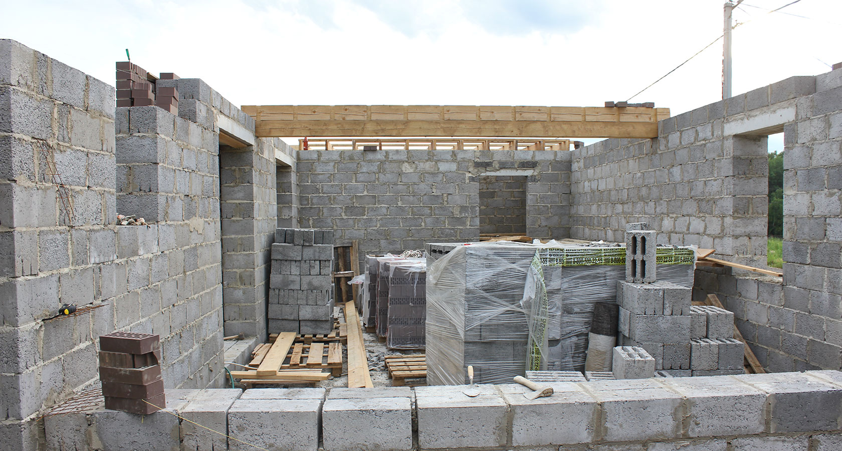 керамзитобетонные блоки отзывы владельцев