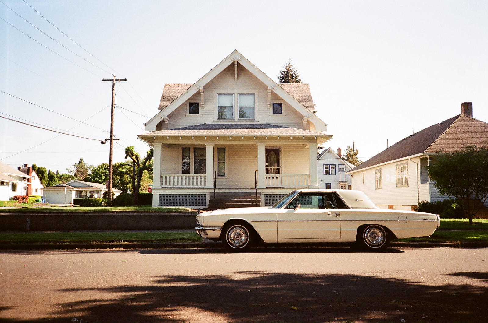 Пример фотографии на Kodak Gold 200
