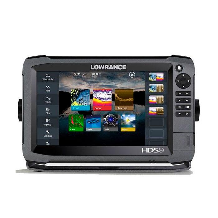 Купить эхолот Lowrance HDS-9 Gen3 - цена, продажа, каталог.