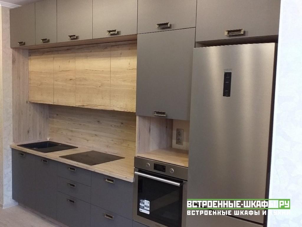 Встроенная кухня на заказ по индивидуальным размерам