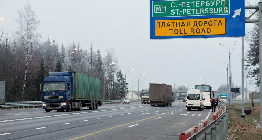 «Платон» сможет автоматически определять маршрут автомобиля, если данных о том у системы недостаточно (фото: ГК «Автодор»)