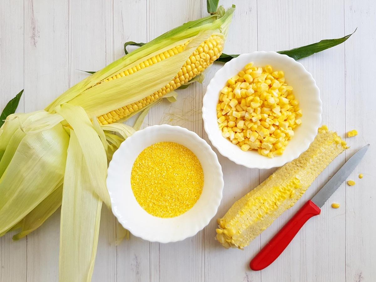 Кукурузная каша для диеты