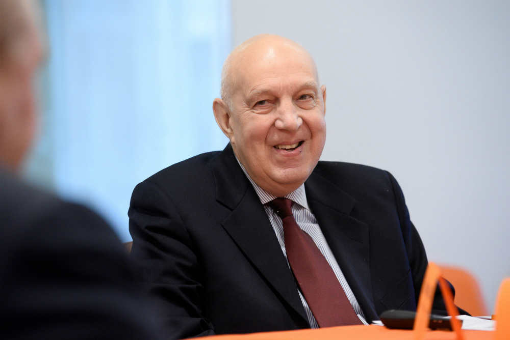 Руководитель отдела стратегического  консалтинга Института проблем предпринимательства, профессор Леонид Ивановский