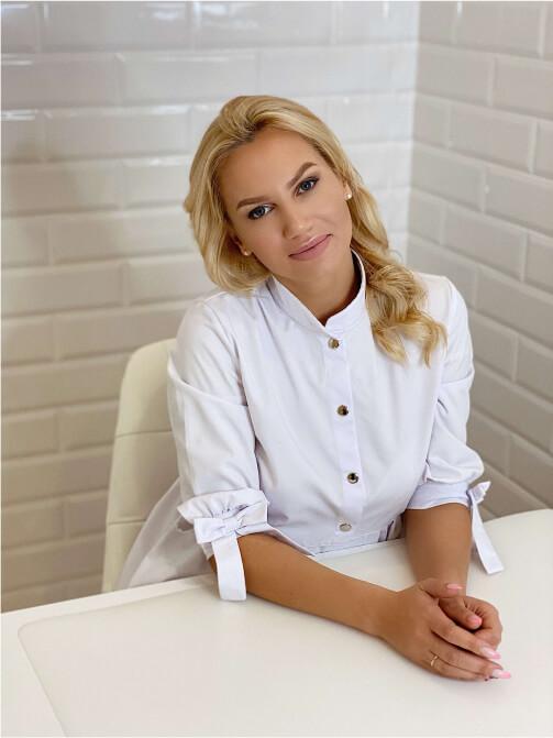 vrach kosmetolog Evgeniya Kioseva