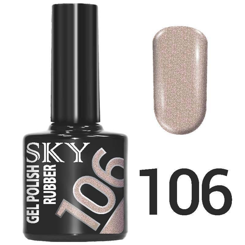 Sky gel №106