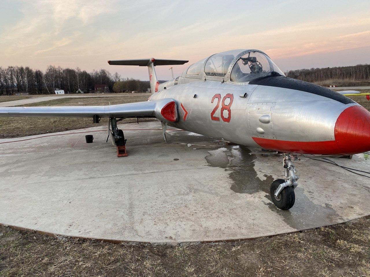 Аэро Л-29 «Дельфин»