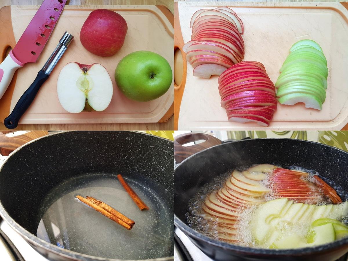 Рецепт яблочного пирога на Рош хашана. Вкусный Израиль.