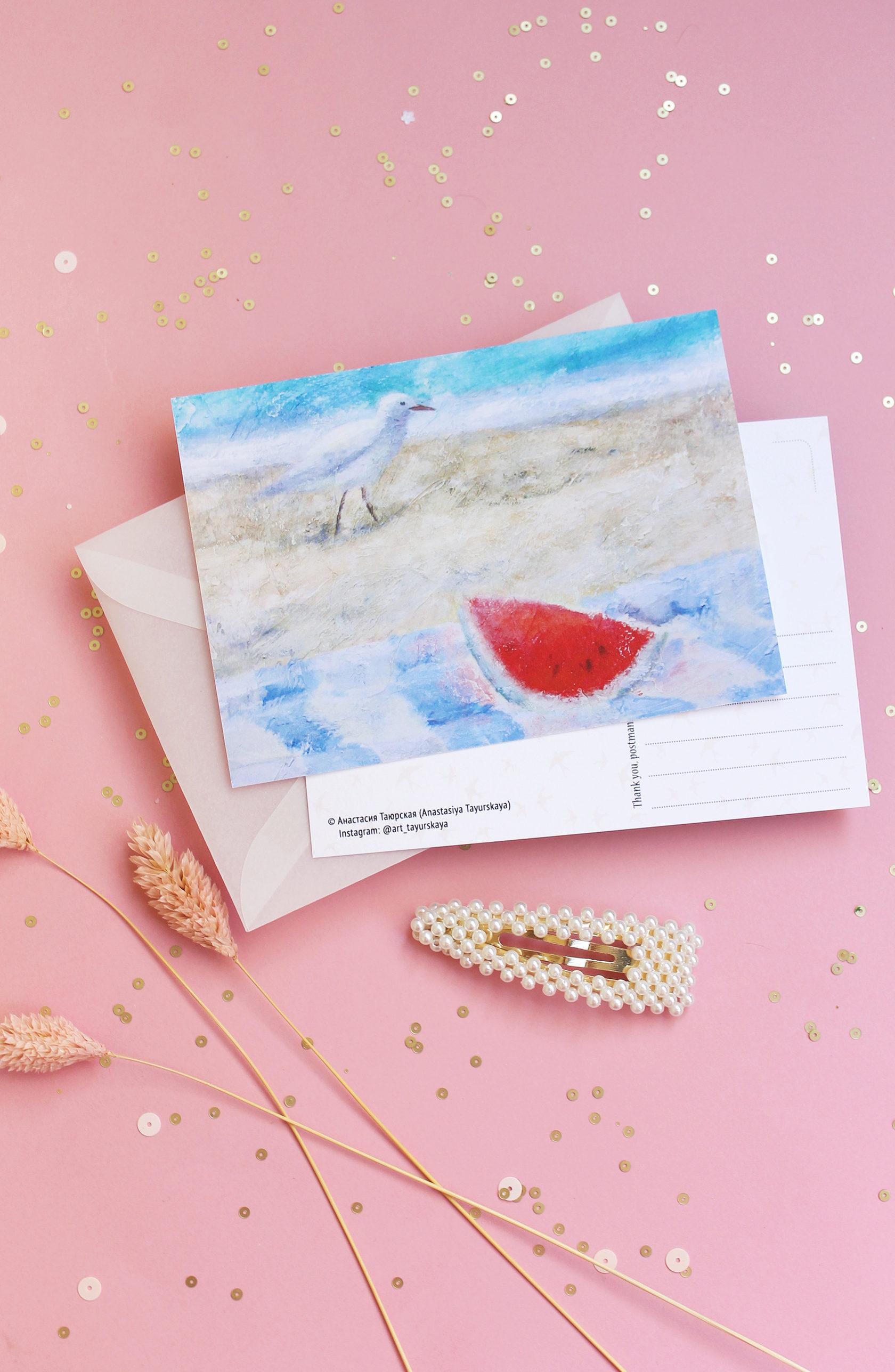Печать открыток в ростове, деревня