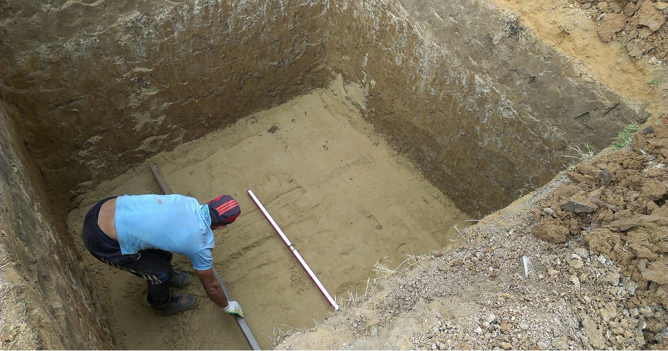 Как сделать погреб своими руками под домом доме фото 611