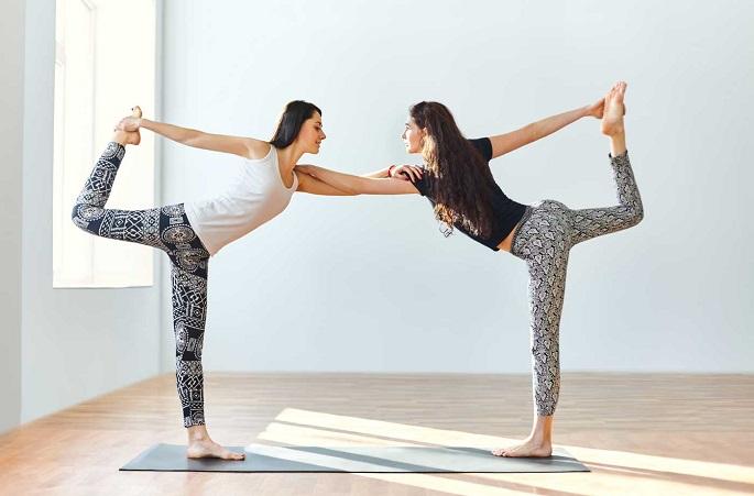 Тренировки йога воркаут квест