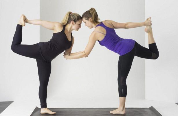 Курсы фитнес йоги