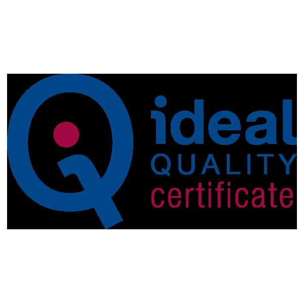 аккредиация ideal quality certificate