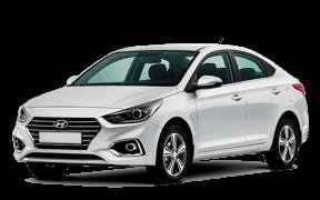 Аренда Hyundai Solaris в Екатеринбурге без водителя