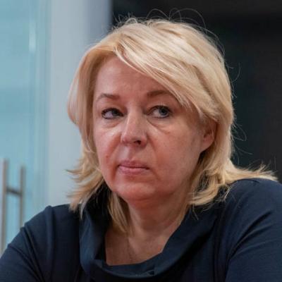 Лариса Александрова, начальник службы сопровождения медицинской помощи МСЧ «Водоканал СПб»: