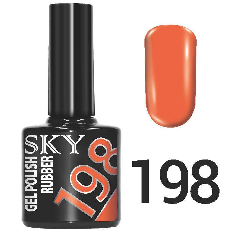 Sky gel №198