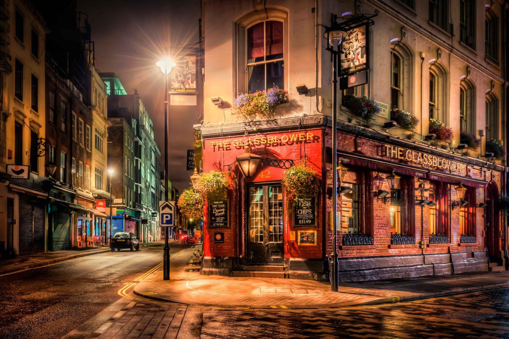 фотообои картинки лондона