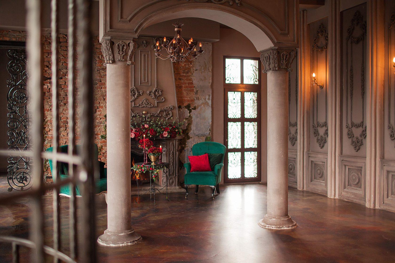 Места для фотосессий в москве красивые двери