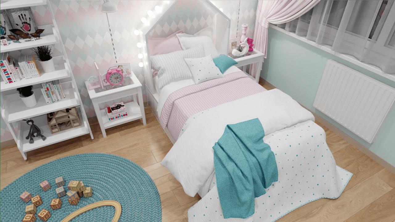 Детские спальни под заказ в Минске