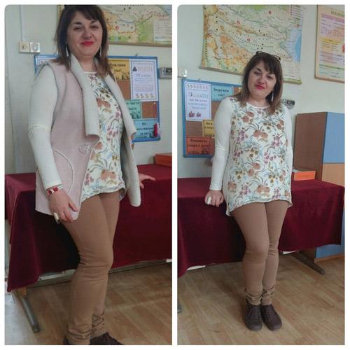 Български туники нови модели от Ефреа.
