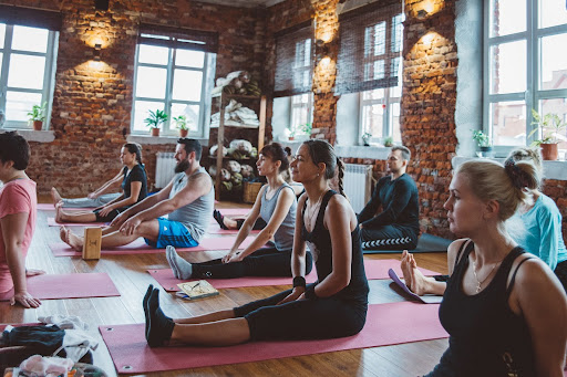 Практический йога семинар
