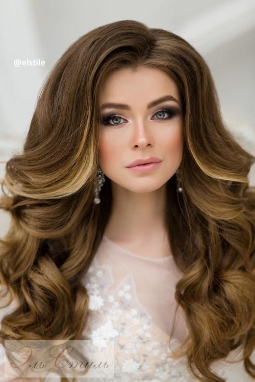 эль стиль накладные волосы