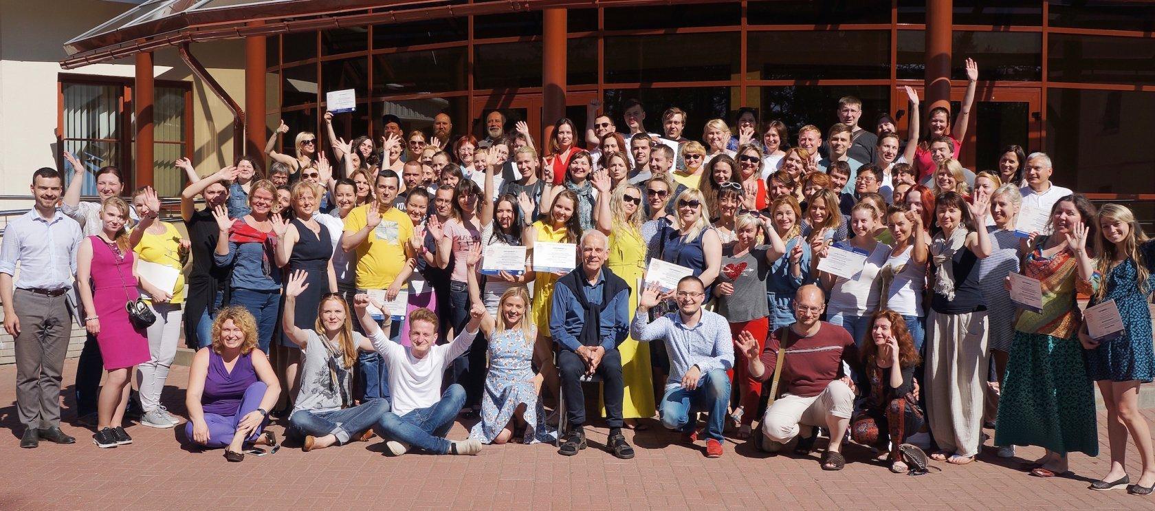 III ежегодный Международный Интенсив ICTA по коучингу, Эннеаграмме, НЛП, тренерству: июнь 2016