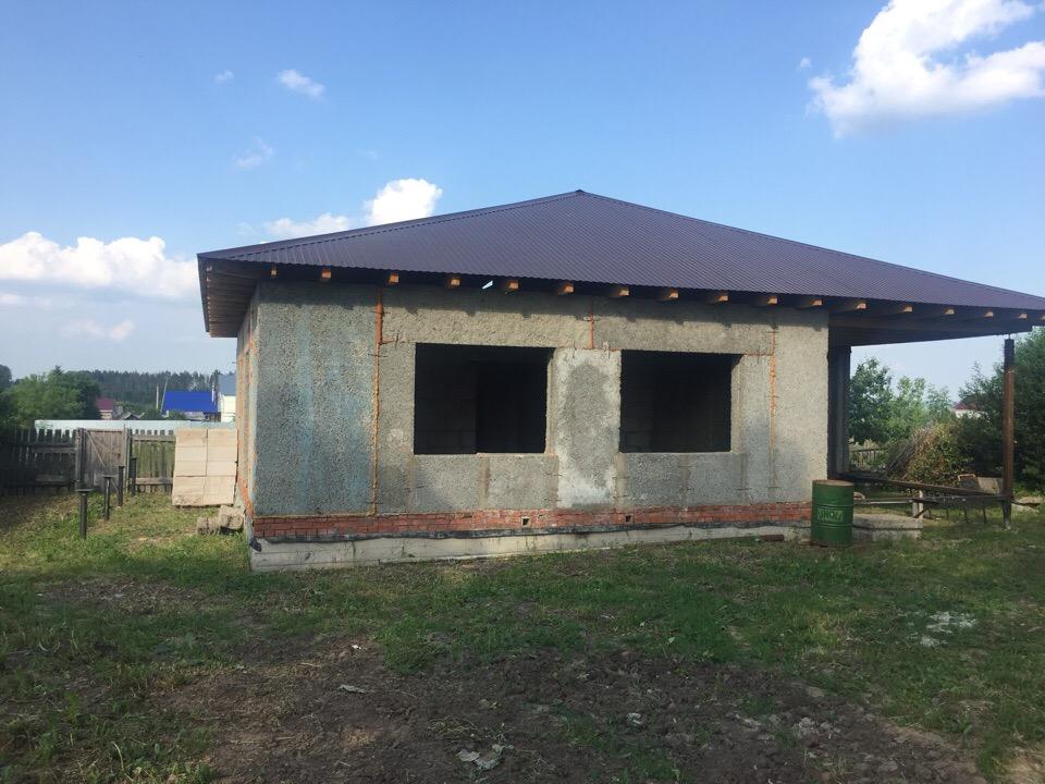 дом из арболитовых панелей проекты