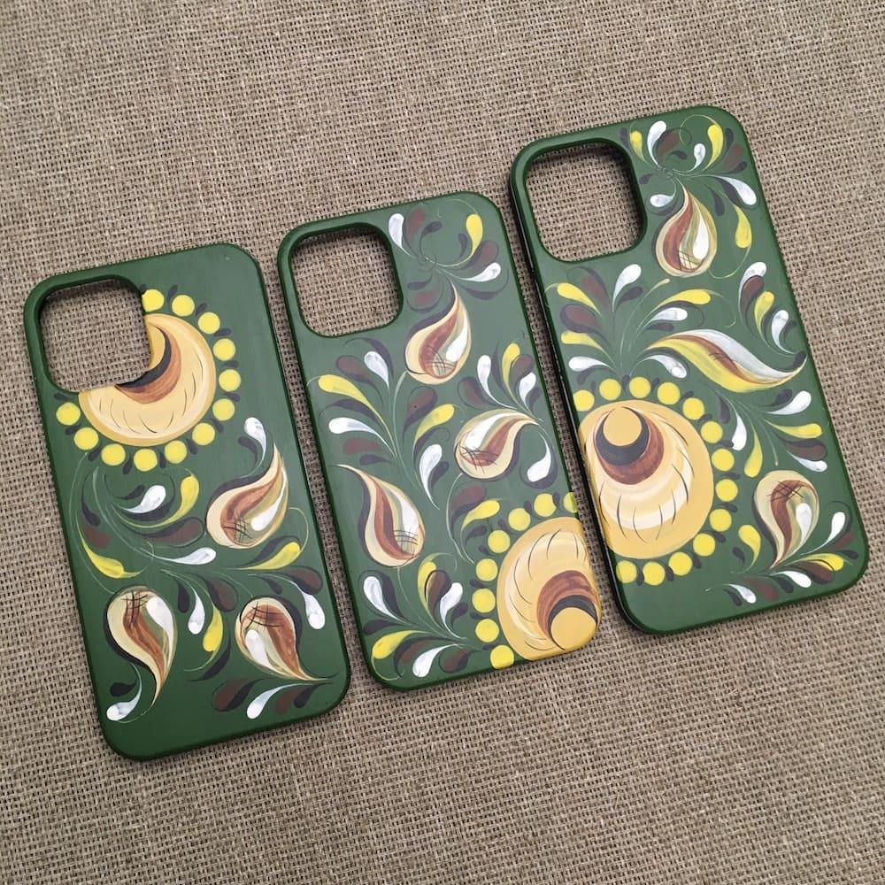 зеленые чехлы для iPhone 12 pro, iPhone 12 pro max, iPhone 12
