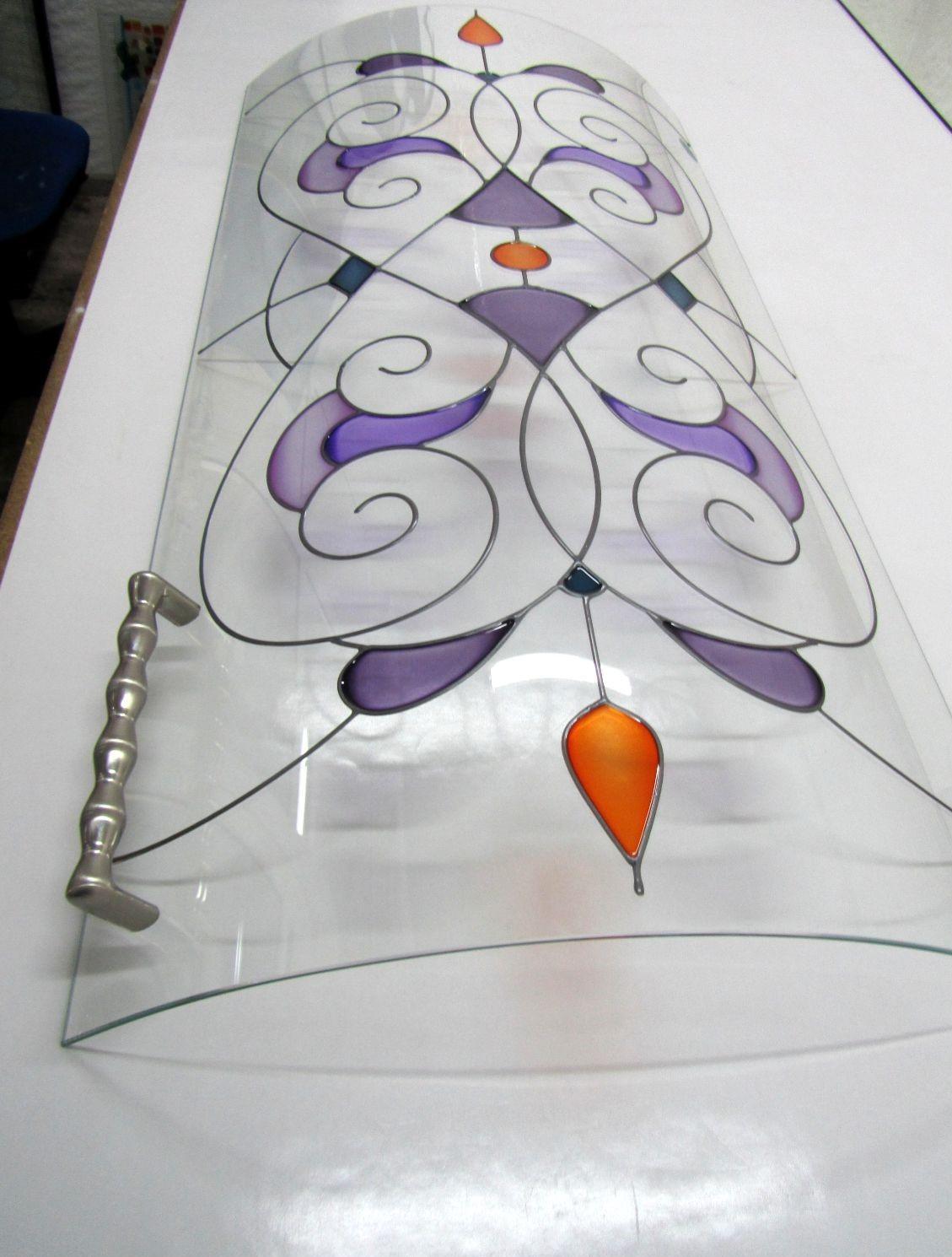 изделие из стекла на заказ от Фаворит Гласс