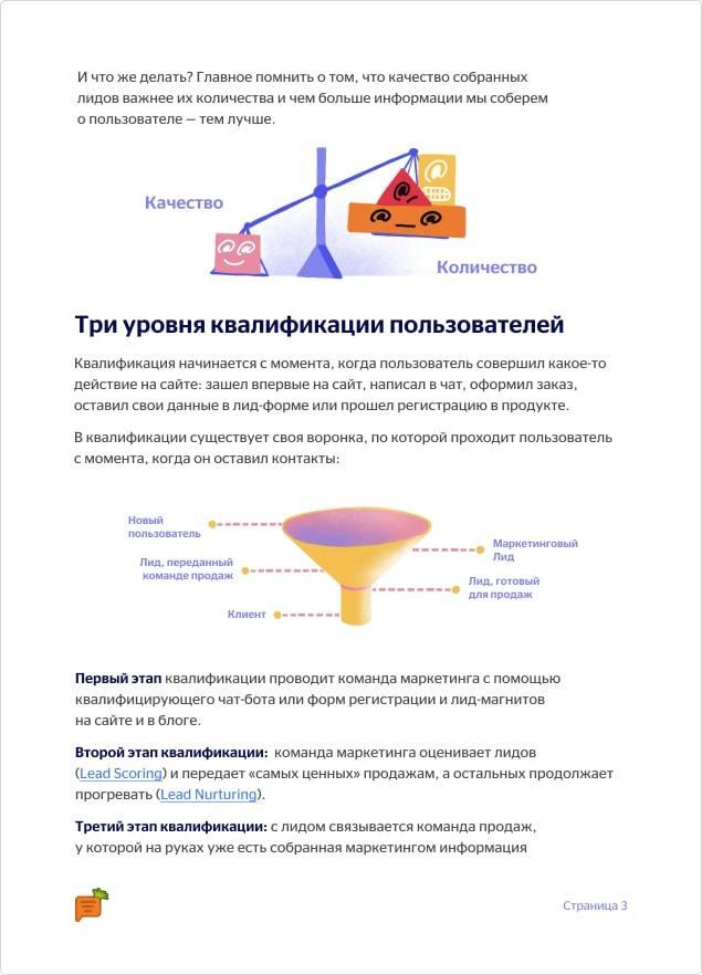 иллюстрация Квалификация пользователей на сайте - четвертая