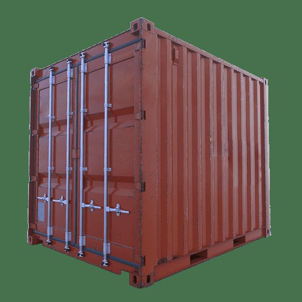 Б/У контейнер 10 футов