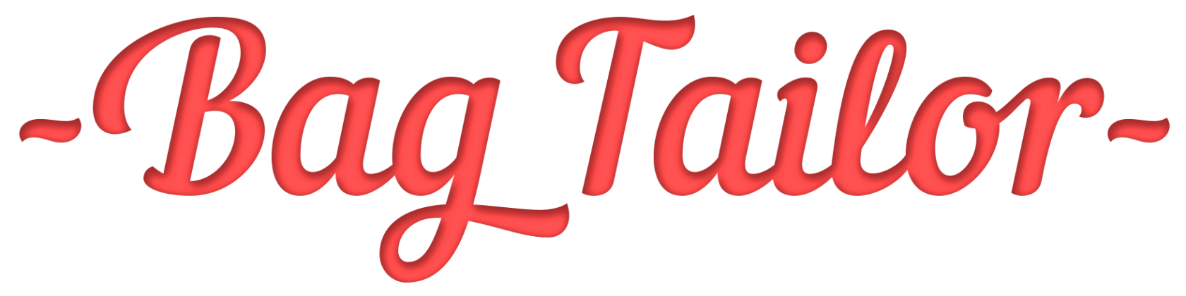 Bag Tailor
