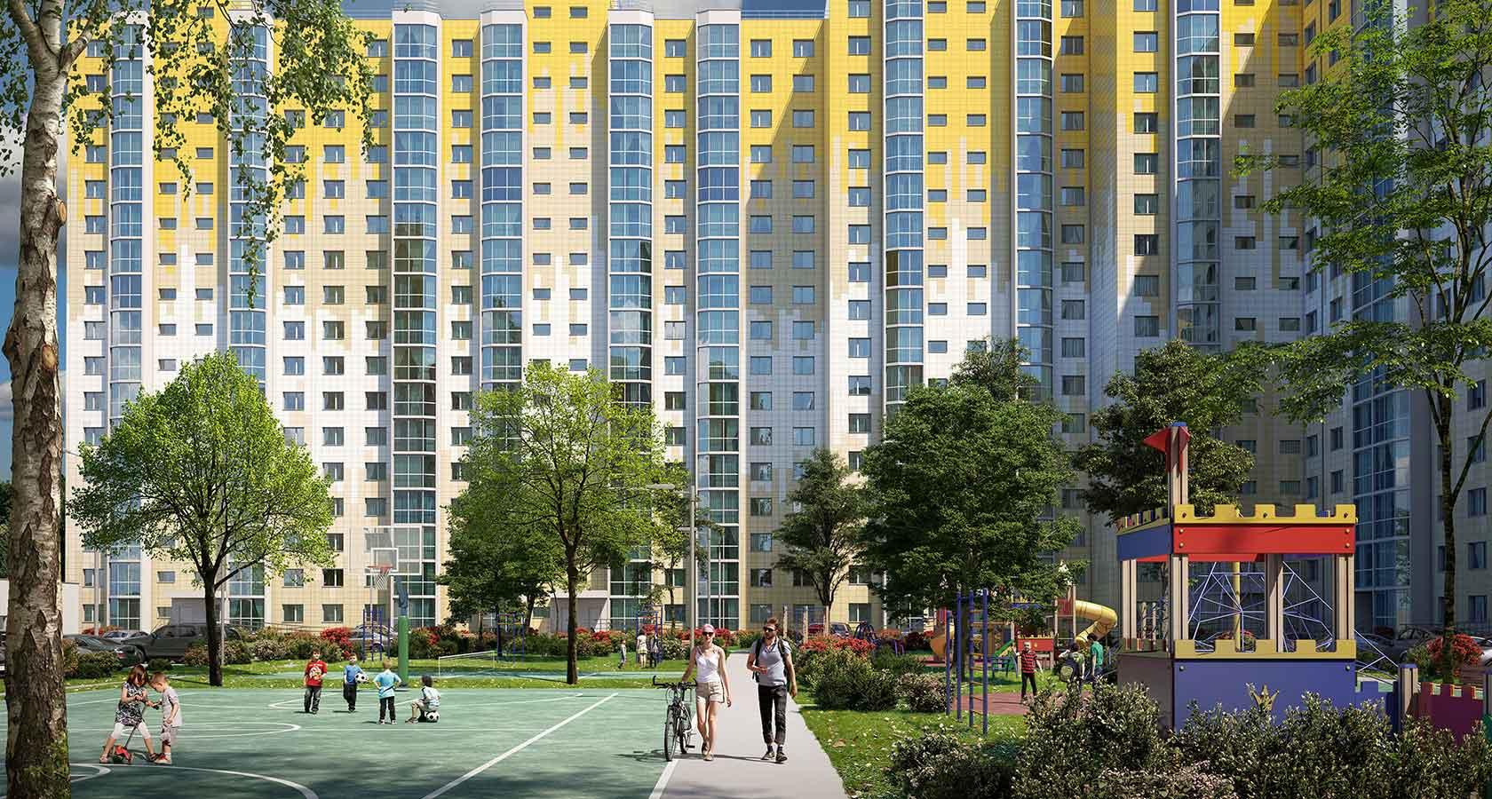 В ЖК «Первый Зеленоградский» ипотека с нулевым взносом