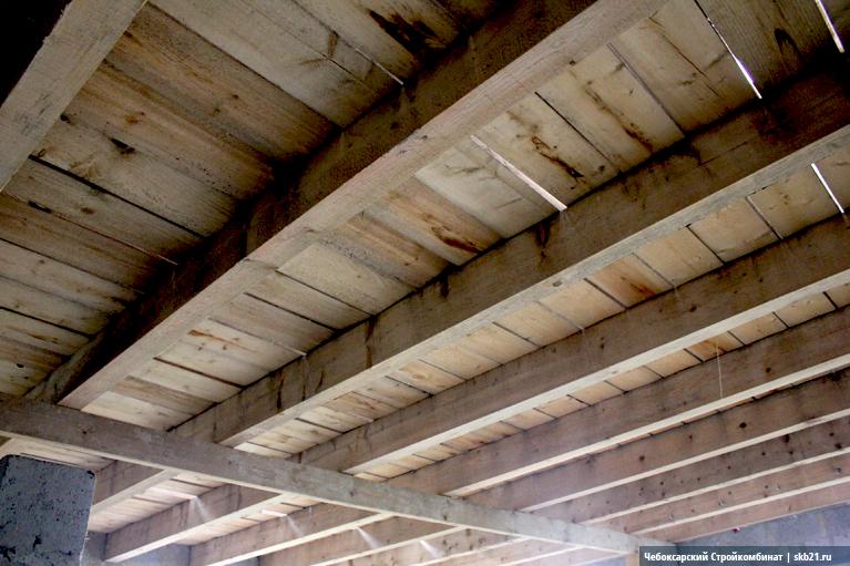 Потолок из керамзитобетона бетон купить по москве