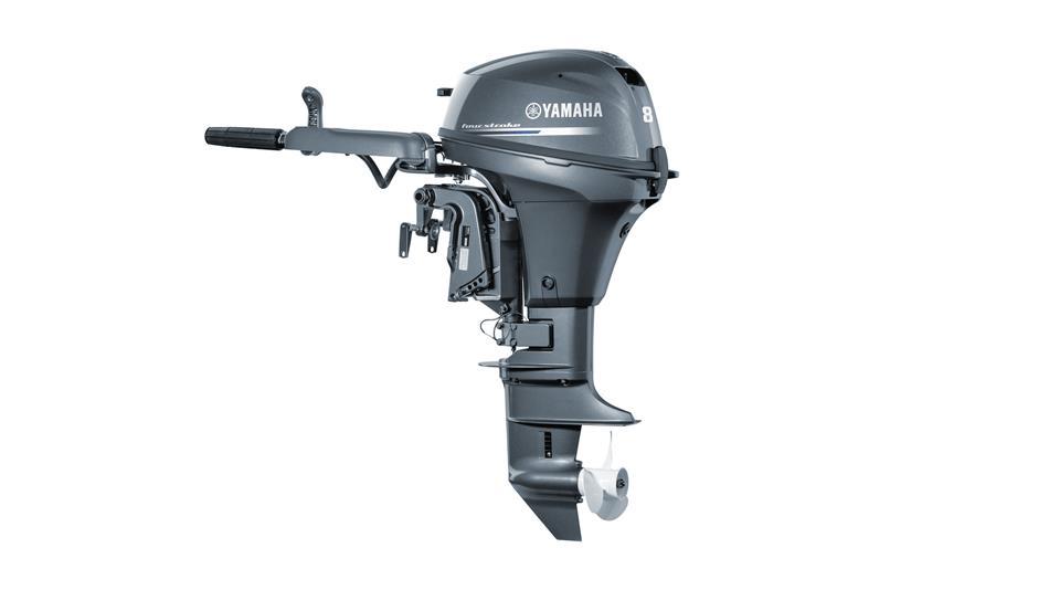 Yamaha F8СMHS 8 л.с.