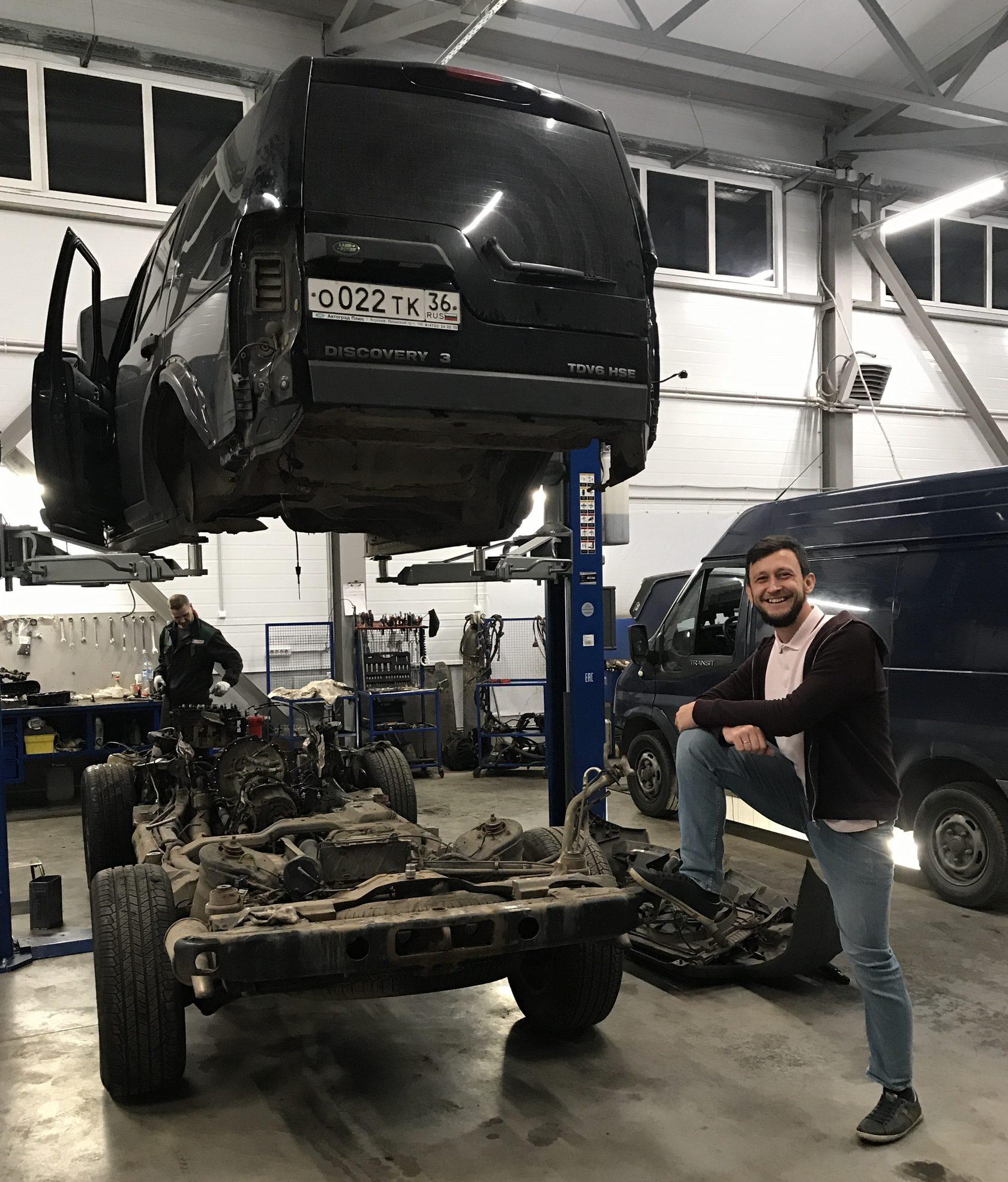 ремонт двигателя воронеж