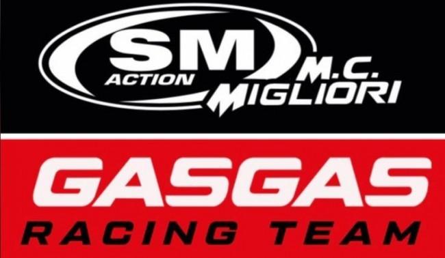 Команда SM-Action Racing переходит на GasGas