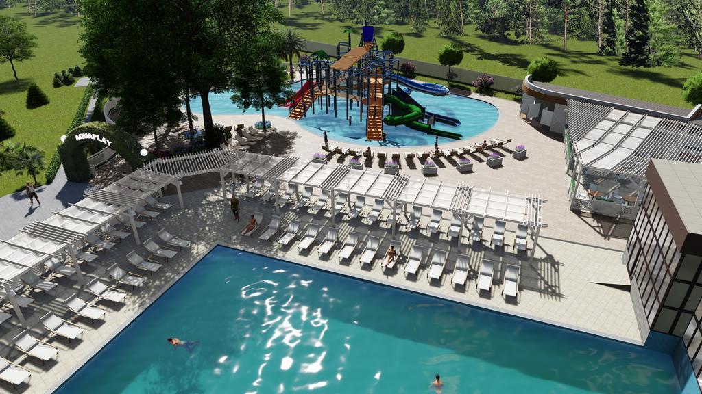 Alean Family Resort & SPA Sputni