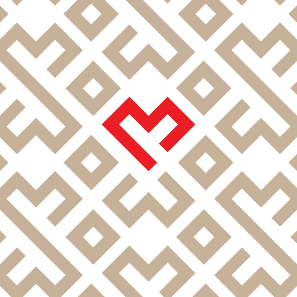 Создание логотипа и разработка фирменного стиля жилого комплекса «Родные просторы»
