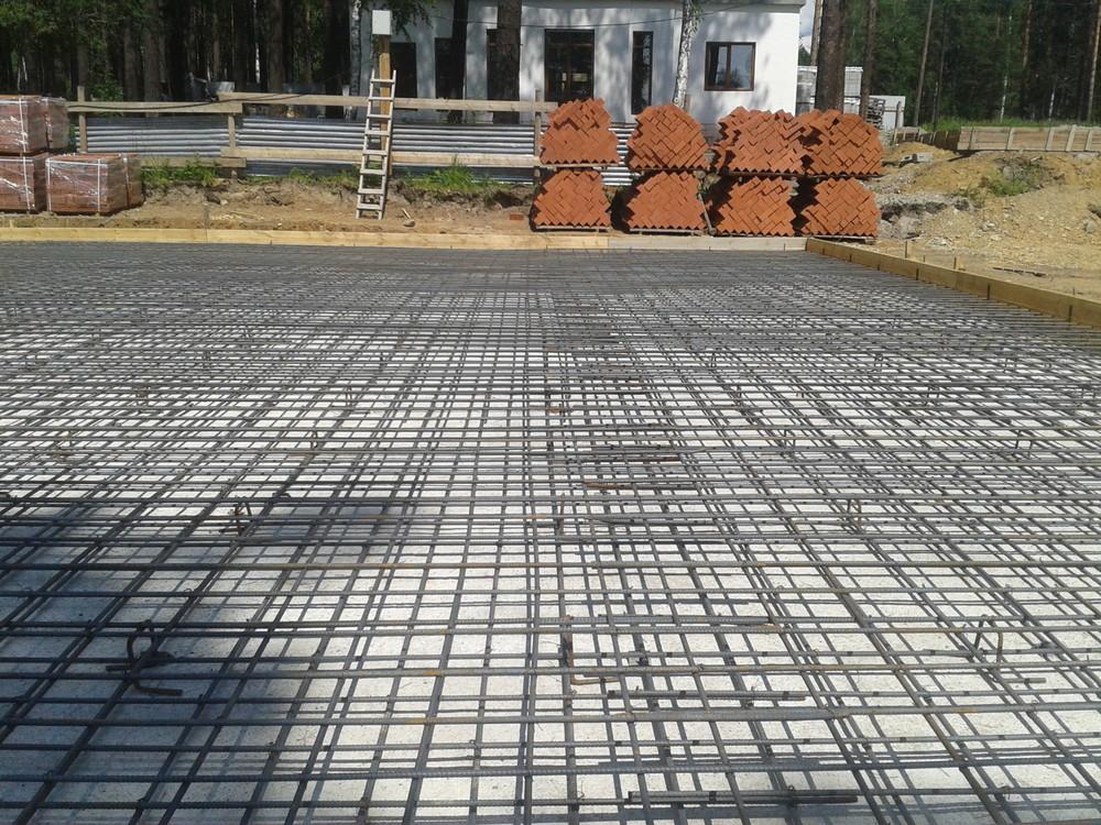бетонирование площадки цена за м2
