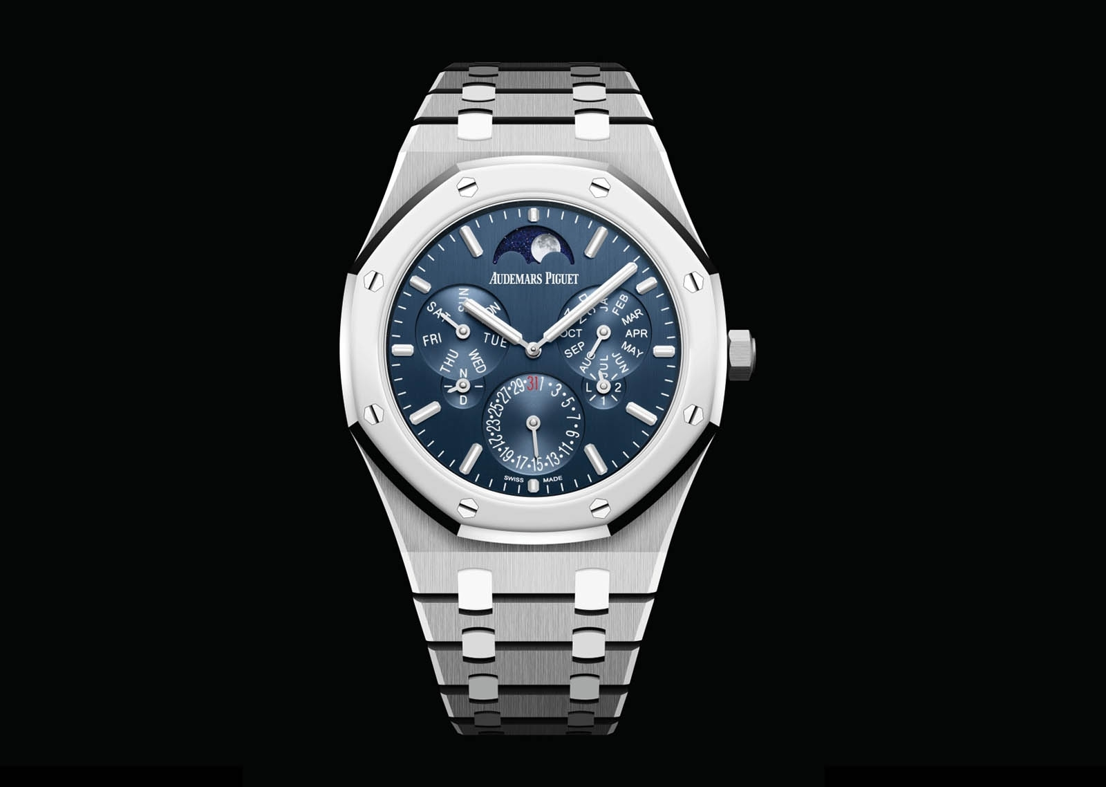 Audemars Piguet Royal Oak Perpetual Calendar Ultra-Thin - Выкуп Audemars Piguet