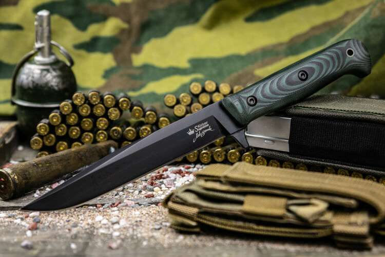 нож Intruder Kizlyar Supreme, Kizyar Supreme, нож Kizlyar, купить нож Россия, Кизляр Суприм