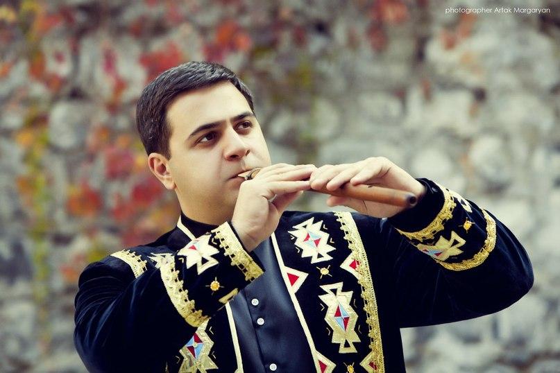 Djivan Gasparyan Jr.