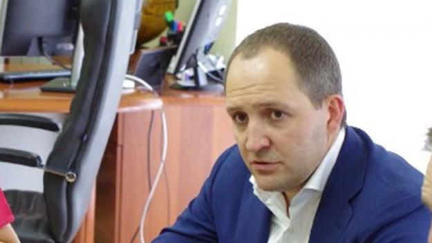 Виталий Масюра. Фото: minfin.com.ua