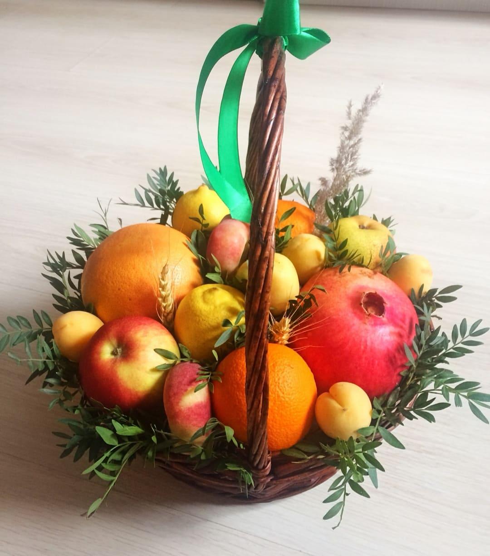 Цветы, букеты из фруктов ульяновск