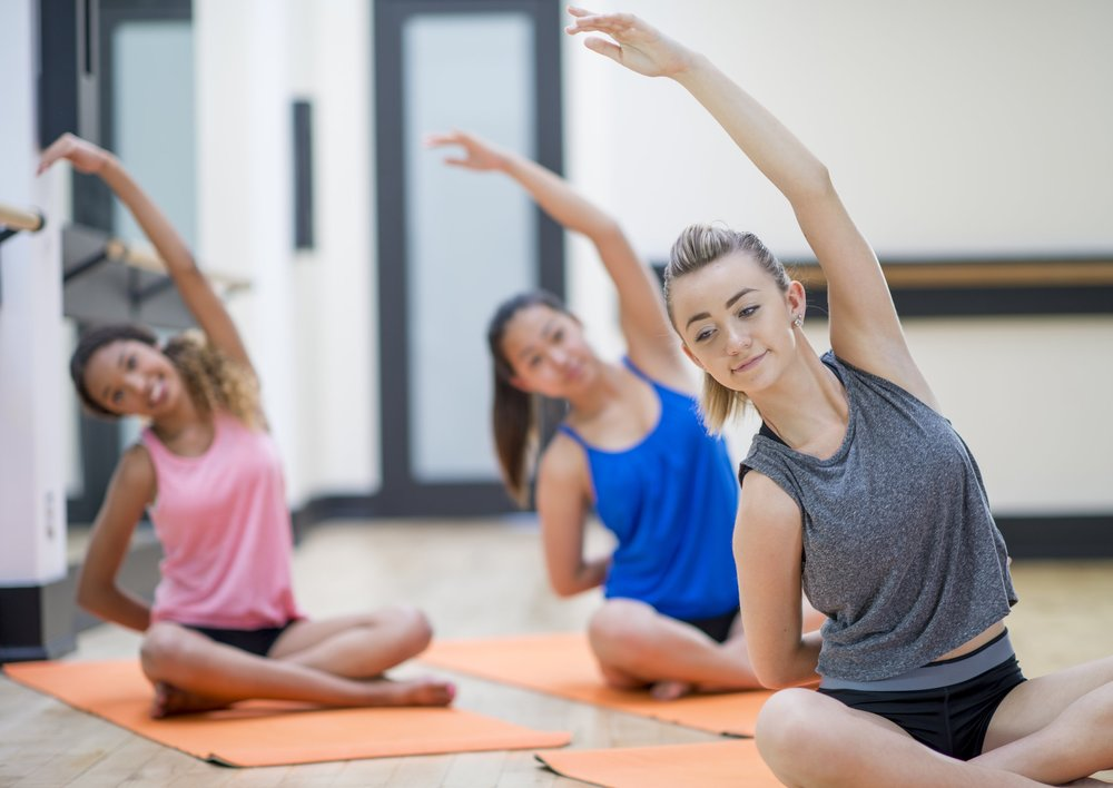 Тренировка гибкости в Киеве